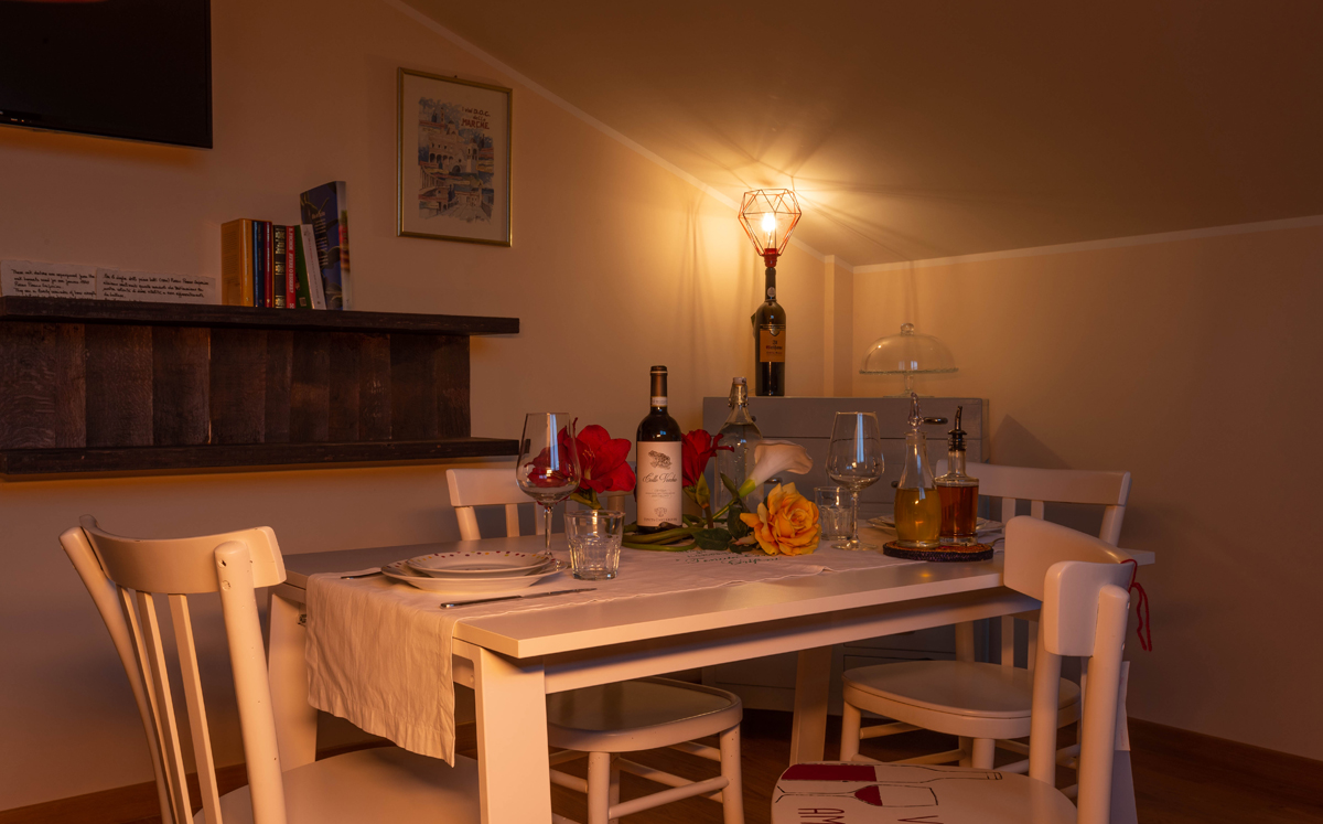Appartamento Pecorino- Wine Cellar Family Suites - Relais Cocci Grifoni