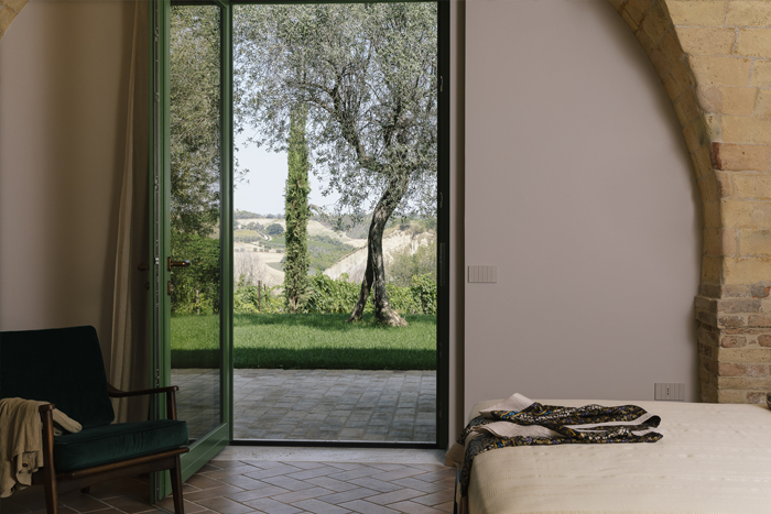 Deluxe Terrace - Panoramic Wine Resort