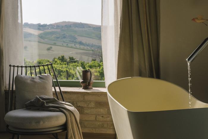 Garden Terrace - Panoramic Wine Resort